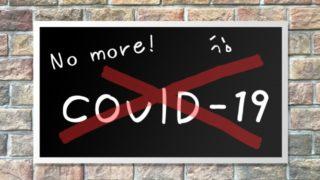 no more covid